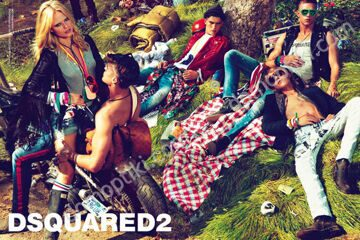 DSquared2-SS12Campaign-MattWoodhouse